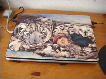 snow leopard laptop