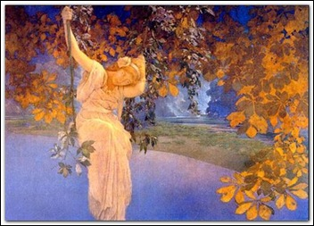 Maxfield Parrish 1913