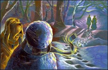Snowman by John Henry