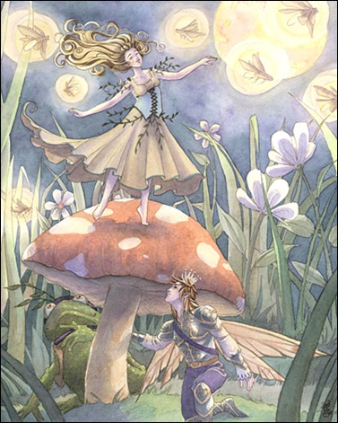 thumbelina by sara butcher