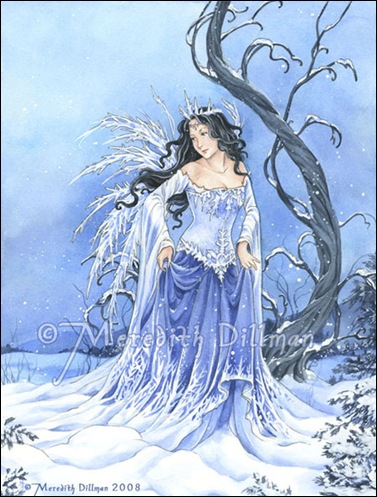 Snowmaiden by Meredith Dillman