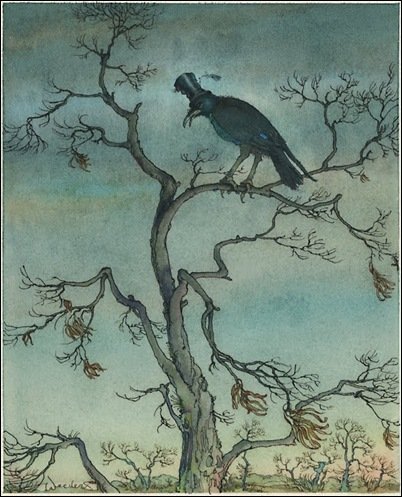 Mirino Croque-mort Crow