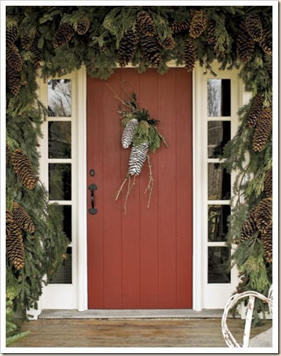 Pinecone-Door