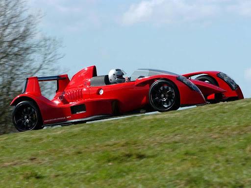 Caparo T1 Best Picture