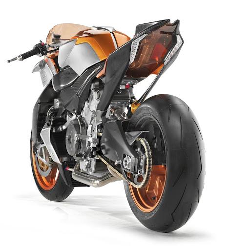 2009 Aprilia FV2 1200 Concept Bike Pictures