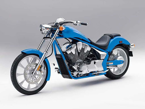 New motorcycle   motorcycle wallpaper  Honda Fury 2009