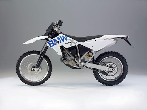 BMW G450X Picture