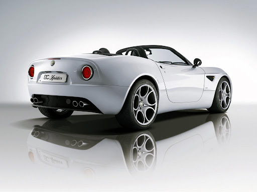 Alfa Romeo 8C Wallpaper Hot Specification