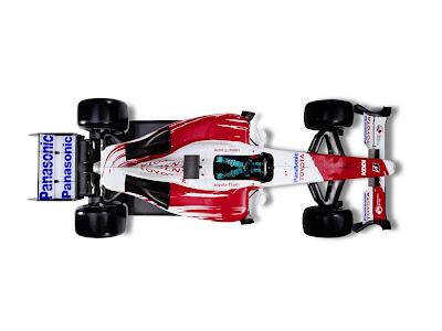 Toyota TF109 2009