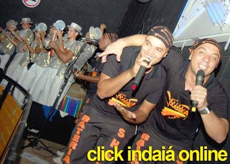 Bateria Classe A anima o Carnaval na Zoff Club (Crédito: Fábio Alexandre 19-8866-0900)
