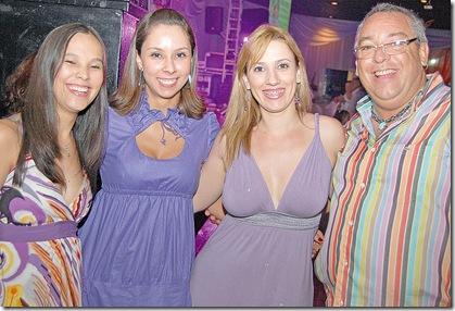 IC - Bárbara, Mel, Samantha e Boanerges