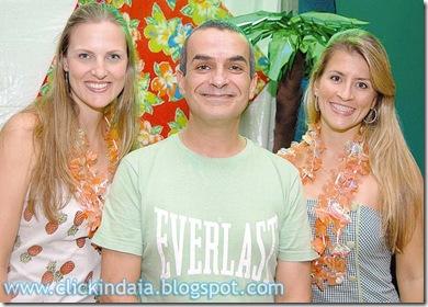 Tejusa - Mariana, Kleber e Marina