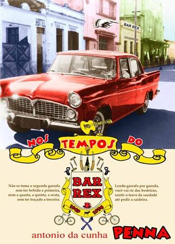A capa do livro de Antonio da Cunha Penna (Crédito: Reprodução)