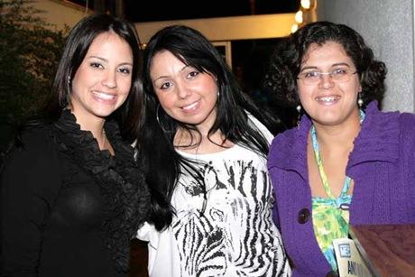 As organizadoras do evento (Crédito: Divulgação)