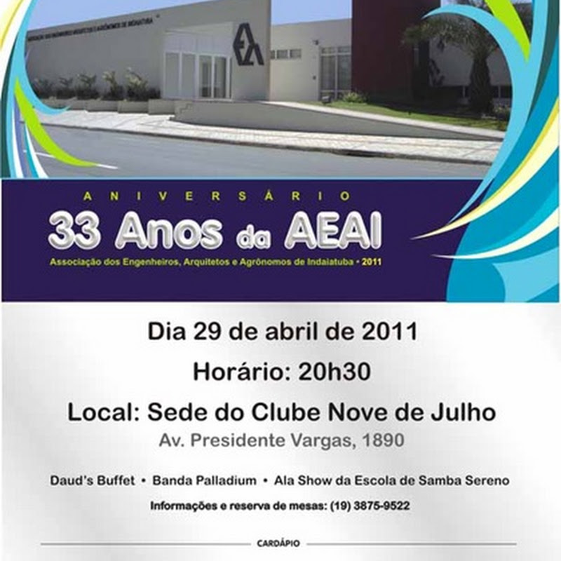 Associação celebra 33 Anos