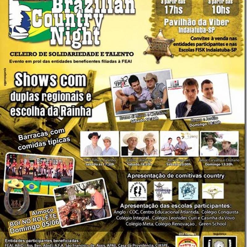 XXIII Brazilian Country Night