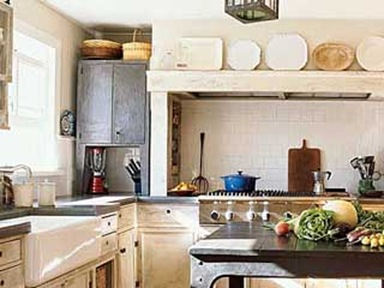 Cottage Living - Kitchen