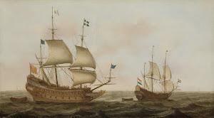 RIJKS: Jacob Gerritz. Loef: painting 1635
