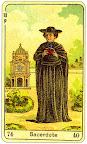 sprirale annuelle avec les sibilla della zingara Sacerdote