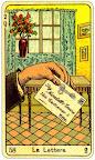 sprirale annuelle avec les sibilla della zingara Letter