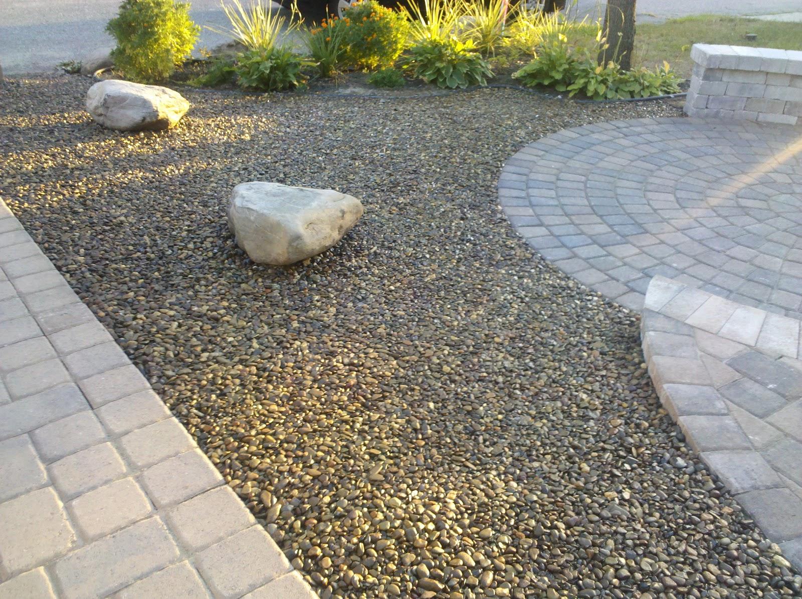 1 Yard Of Gravel Coverage Home Improvement
