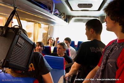 Party de autocar