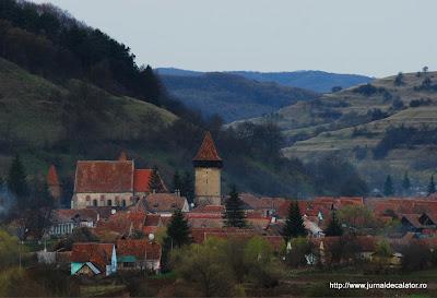 Biserica fortificata Valchid