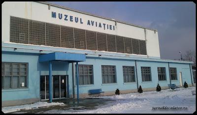 Muzeul Aviatiei, hangarul principal