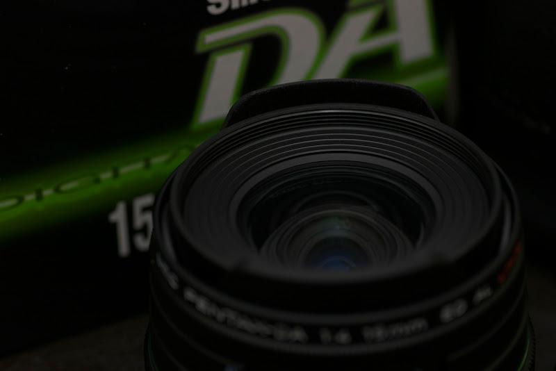 DA 15mm入手及使用測試