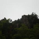金蟾戏龟,左边小山头是蟾,右边大山头是龟