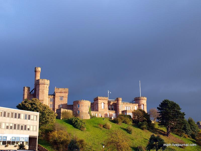Inverness замок