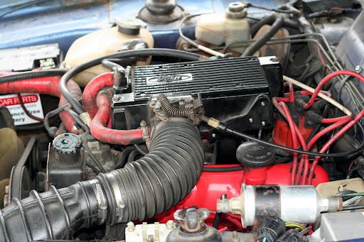 Cosworth Capri build AKA The