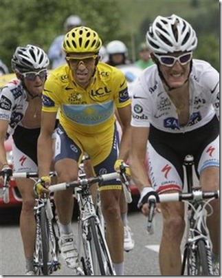 andy schleck contador frank schleck