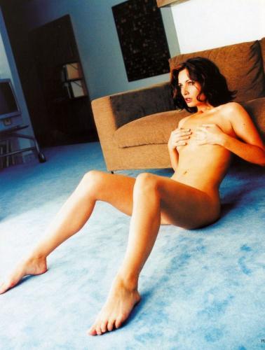 Joanna Brodzik Playboy