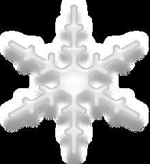 Kloggers snowflake