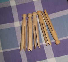 Dolly Pegs