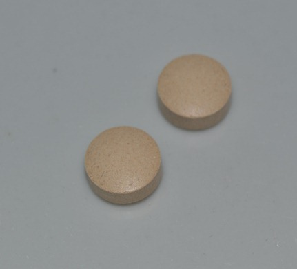 Brewer's yeast tablets