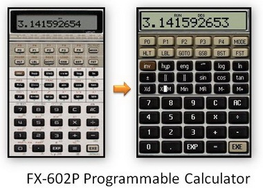 FX-602P Programmable Calculator