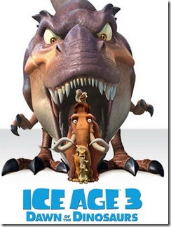 Ice Age 3 Dawn of the Dinosaurs Mobile Game