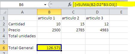 Introducir fórmula matricial con el teclado_imagen2