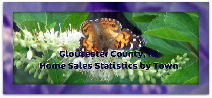 Gloucester County Home Sales Statistics