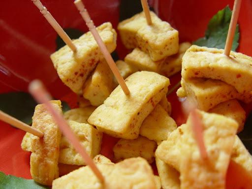 Vegan Southern-style Tofu Fry