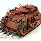Khorne Predator annihilator WIP.jpg