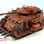 Khorne Predator destructor WIP.jpg