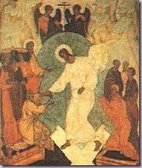 Resurreciton Icon