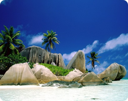La Digue Islands, Seychelles