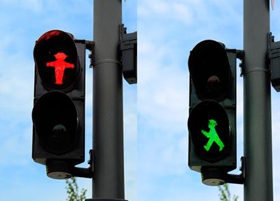 semafor- Berlin