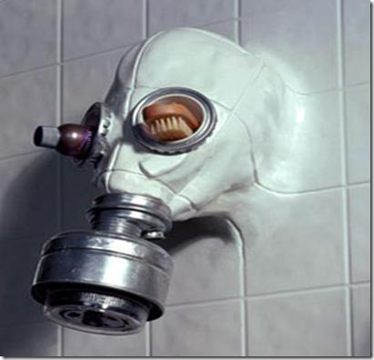 dus - masca de gaz