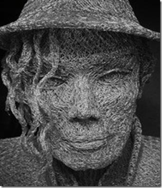 portret michael jackson