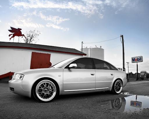 Audi A6 2.7T - StanceWorks